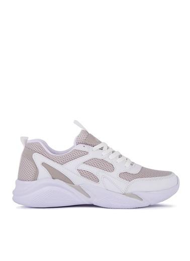 Slazenger Tiago Erkek Koşu Ayakkabısı Beyaz